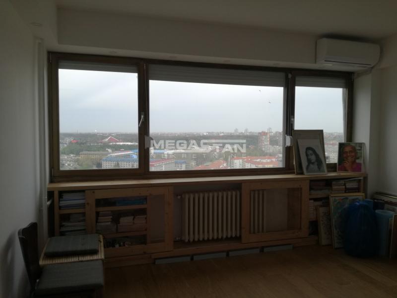 Stan Prodaja BEOGRAD Novi Beograd Blok 33 (Genex)