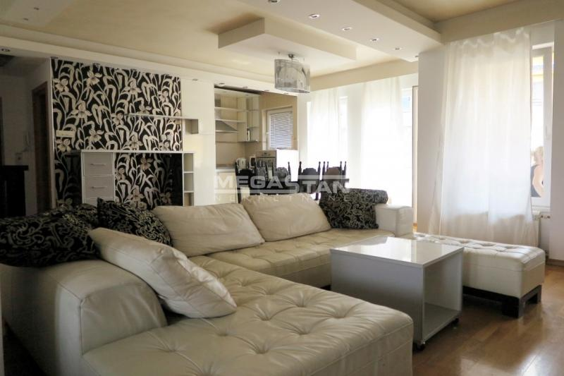 POŠTANSKA ŠTEDIONICA, 130m2, V/VI, cg, lux, garaža 1.200 €